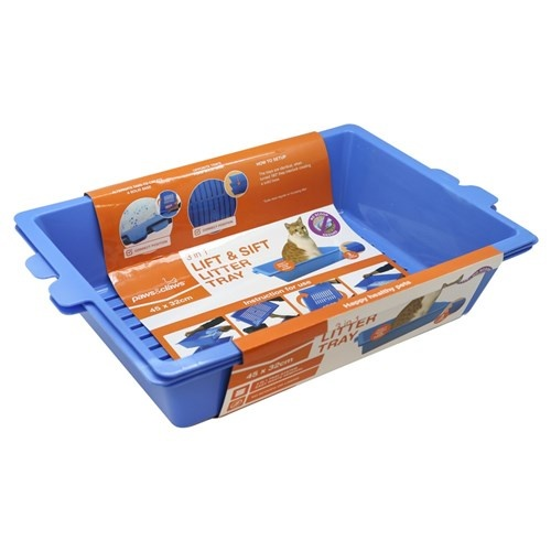 Paw N Claw LIift N Sift Cat Litter Tray