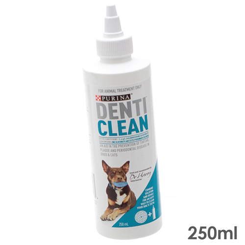 Purina Denti Clean For Dogs - 250ml