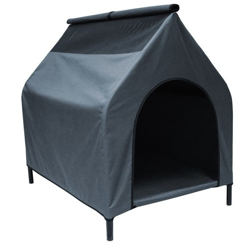 Paws and Claws Elevated Dog Kennel  XLarge