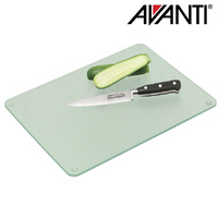 Avanti Tempered Glass Cutting Chopping Board